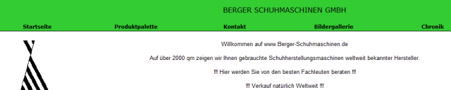 www.berger-schuhmaschinen.de